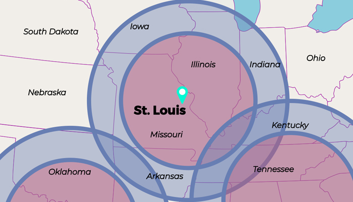 Respiratory and Infusion Therapy equipment service in St. Louis MO