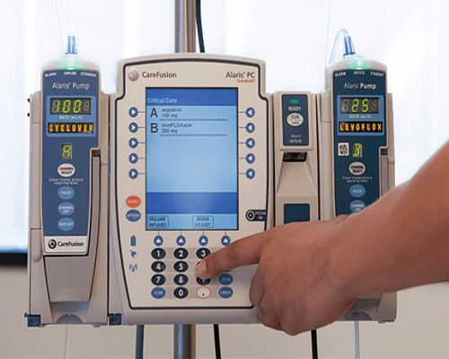 infusion equipment repair service