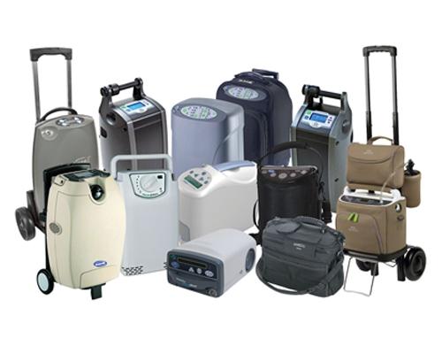 portable oxygen machine repair